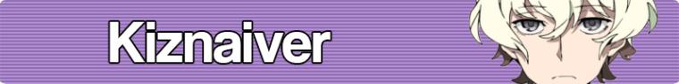 Kiznaiver Banner