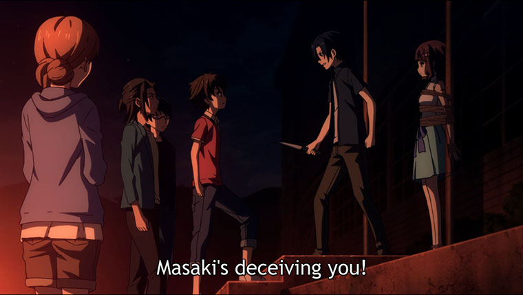 MAY - Deception