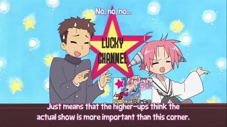 MAJ 1 - Lucky Channel