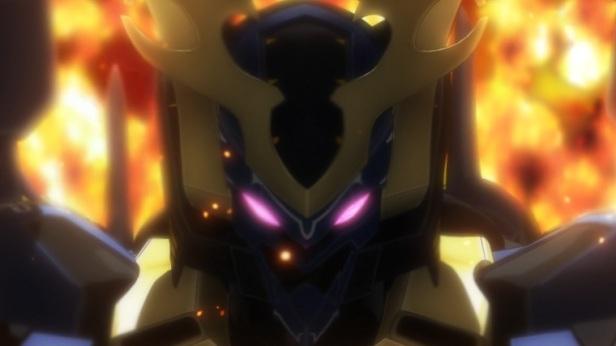 KM - Demon Closeup